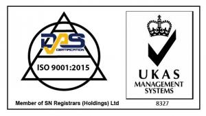ISO9001-2015 UKAS